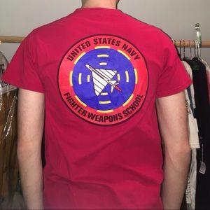 "Vintage ""Top Gun"" Men's T shirt"